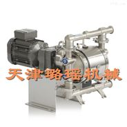 固瑞克SaniForce系列食品级电动隔膜泵