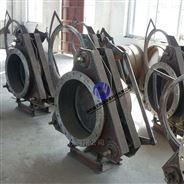 电液动扇形闸阀,扇形卸灰卸料阀
