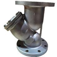 富创不锈钢法兰过滤器,压力管道过滤装置