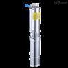 太陽能直流無刷水泵FLD不銹鋼直流深井泵