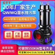 自動攪勻排污泵潛污泵化工廠用
