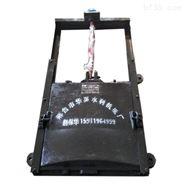 机门一体式铸铁闸门-整体度高-安装快捷