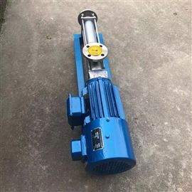 FG不锈钢变频单螺杆泵