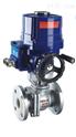 石油化工用衬氟电动调节球阀