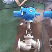 整体型高温450℃蒸汽电动截止阀