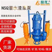 定制外置攪拌輪防堵塞抽砂泵 NSQ渣漿泵